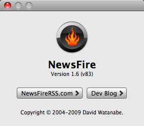 NewsFire 1.6 (v83)