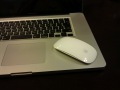 Apple Magic Mouse と MacBook Pro