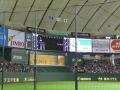 WBC 強化試合 日本代表vs埼玉西武